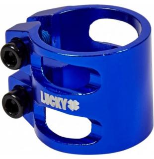 Lucky Dubl Clamp Blue