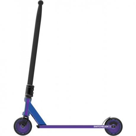 North Switchblade Scooter Oilslick Black