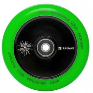 Root Air Radiant 120 Wheel Green