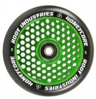 Root Honeycore Wheel 120 Green Black