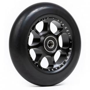 Tilt Stage III Spoked 120 Wheel Black