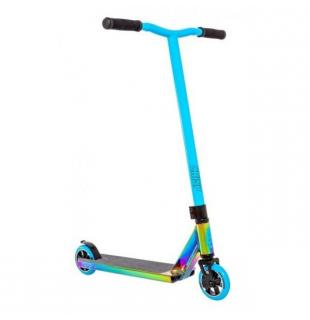 Crisp Surge Scooter Chrome Sky Blue