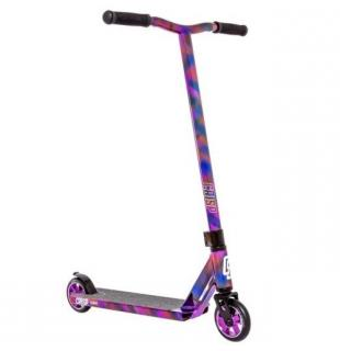 Crisp Surge Scooter Chrome Cloudy Purple