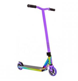 Crisp Surge Scooter Chrome Purple