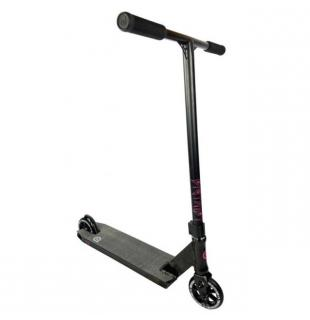 District Titan Scooter Black