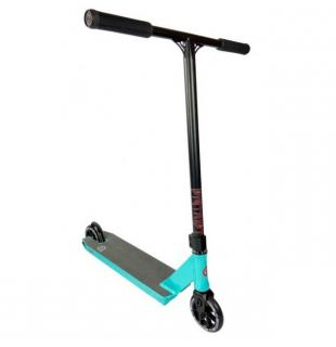District Titan Scooter Sky Blue Black