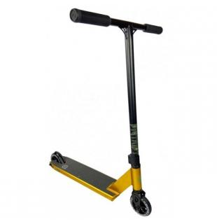District Titus Scooter Gold Black