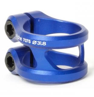 Ethic Sylphe 31.8 Double Clamp Blue