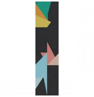 North Griptape Abstract