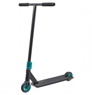 North Tomahawk Scooter Black Emerald
